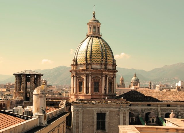 Palermo, most beautiful city in Italy