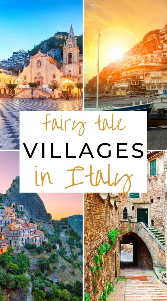 Best Villages in Italy to visit during your trip | Italy travel inspiration