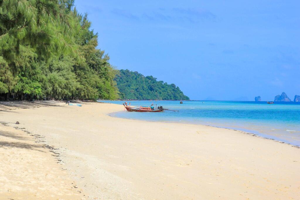 Beach in Koh Kradan, Thailand