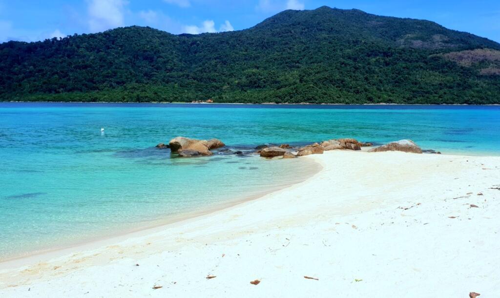 Beach in Koh Lipe Thailand