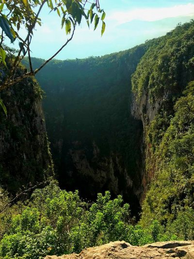 Sotano de Barro, Sierra Gorda, Mexico